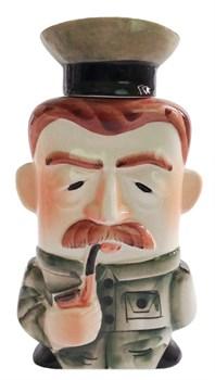 """Штоф керамический, малый """"Сталин"""" - фото 105416"""
