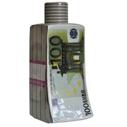 """Штоф с изображением """"100 Евро"""" - фото 105494"""