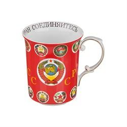 "КРУЖКА ""СССР"" - фото 12857"