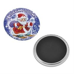 "Сувенирный магнит ""Дед Мороз"" - фото 13276"