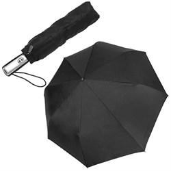 Зонт (70см диаметр, 3 сложения, 8 спиц) - фото 13304