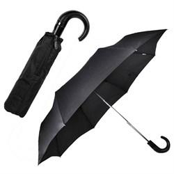 Зонт (70см диаметр, 3 сложения, 8 спиц) - фото 13305