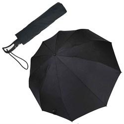 Зонт (70см диаметр, 3 сложения, 8 спиц) - фото 13306