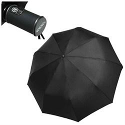 Зонт (58см диаметр, 3 сложения, 9 спиц) - фото 13307