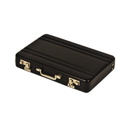 Визитница «Черный чемодан» - фото 14167