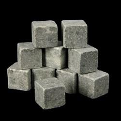Камни для виски, 10 штук в крафт-пакете - фото 22089