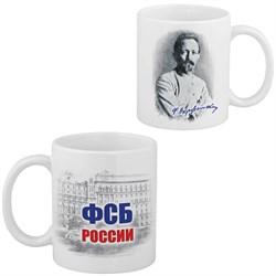 """Кружка """"ФСБ России"""" - фото 44605"""