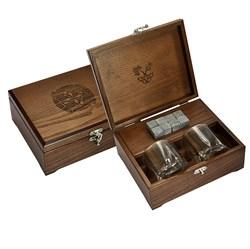 Подарочный набор для виски - фото 53573