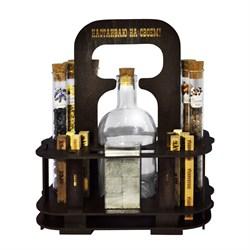 """Подарочный набор """"Настоятель"""" для алкоголя - фото 94241"""