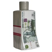 """Штоф с изображением """"1000 Рублей"""""""