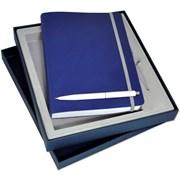 Набор с ежедневником в ГИБКОЙ обложке и ручкой