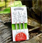 Набор цветных растущих карандашей. Чайный набор
