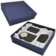 Офисный набор (большой, часы горизонтальные)
