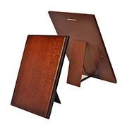 Плакетка с картонной ножкой (размер 151х98х16мм)